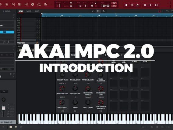 AKAI MPC 2.2 TUTORIAL (INTRODUCTION)
