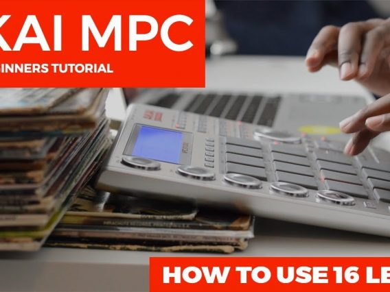 AKAI MPC STUDIO 1.9.5 BEGINNER'S TUTORIAL:  HOW TO USE 16 LEVELS