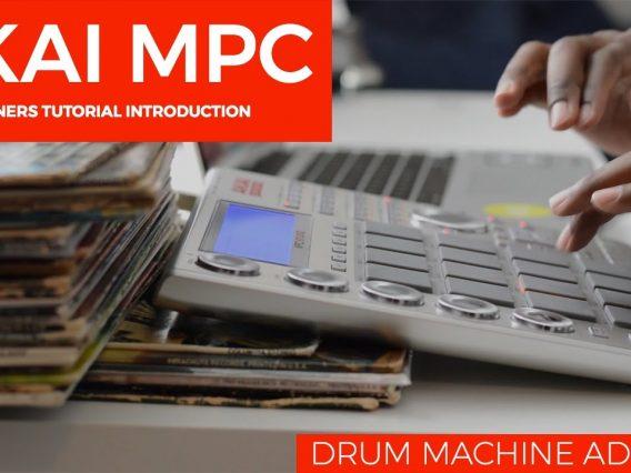 AKAI MPC Studio 1.9.6 Beginners Tutorial (Introduction)