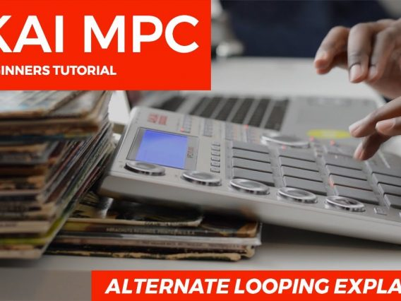 AKAI MPC STUDIO TUTORIAL | ALTERNATE LOOPING EXPLAINED