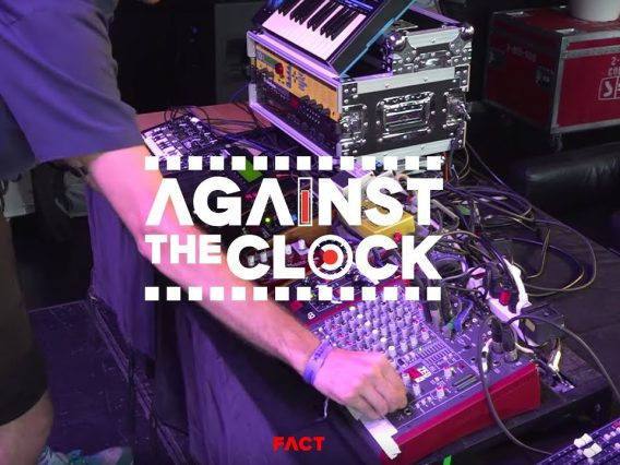 Anabasine – Against The Clock (Live from Mutek 2018)
