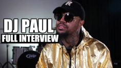 DJ Paul on