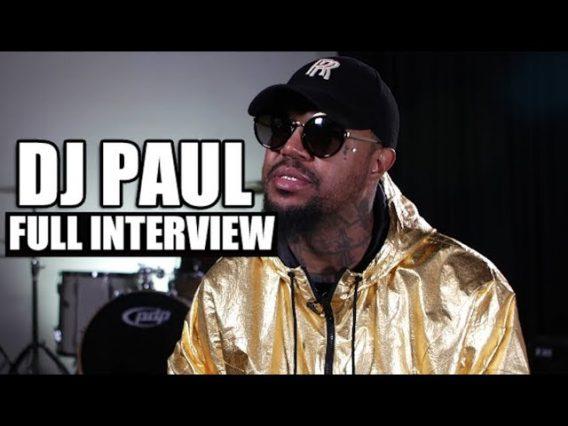 DJ Paul on