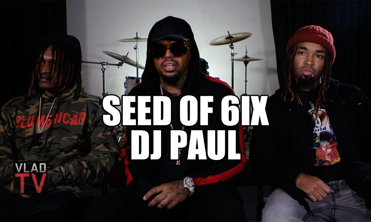 DJ Paul on 'Seed of 6ix' Consisting of Lord Infamous' Son and Paul's Nephew (Part 1)