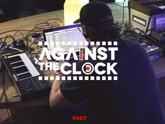 DJ Windows XP – Against The Clock Lab (Live from ADE 2018)