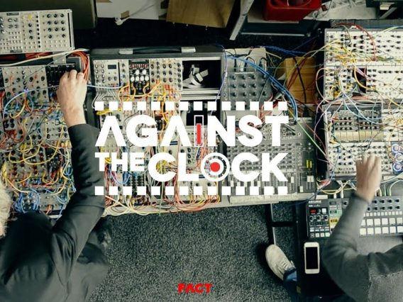 Driftmachine – Against The Clock