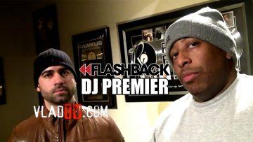Flashback: DJ Premier Talks Producing on Nas' 'Illmatic' Album