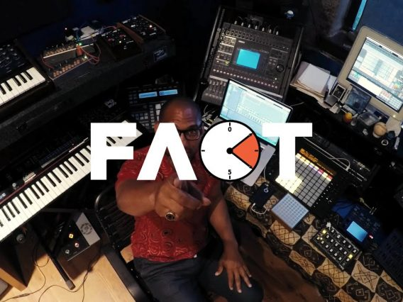 King Britt – Against The Clock