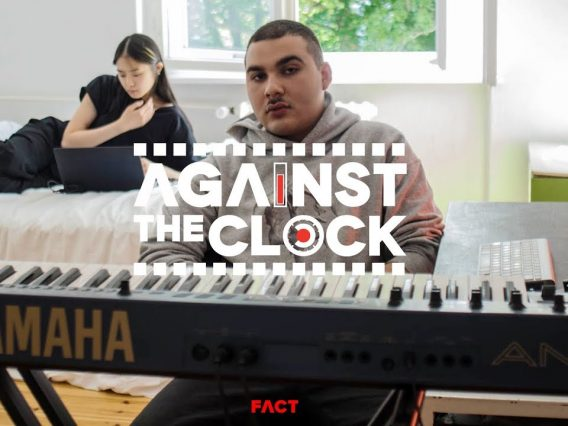 Mechatok – Against The Clock