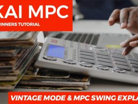 MPC Studio 1.9.5  Beginner's Tutorial: Vintage Mode & MPC Swing Explained