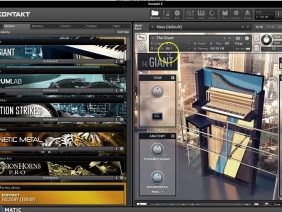 MPC Studio 1.9.5  Beginner's Tutorial: How to use Kontakt 5 like A PRO!