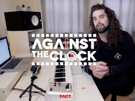 MXXWLL – Against The Clock