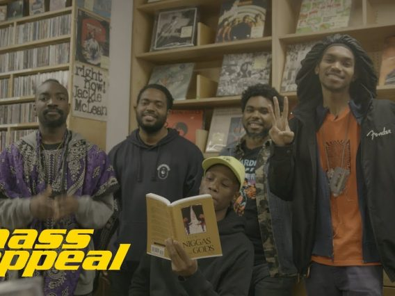 Rhythm Roulette: Phony Ppl | Mass Appeal