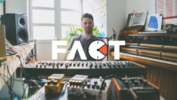 Rival Consoles  – Against The Clock