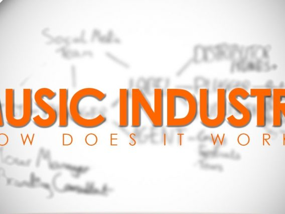 How The Music Industry Works – As a Network